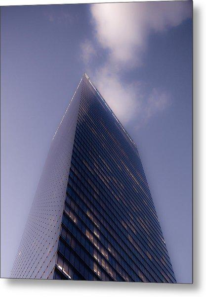 Nyc Buildings Metal Print by Patrick  Flynn