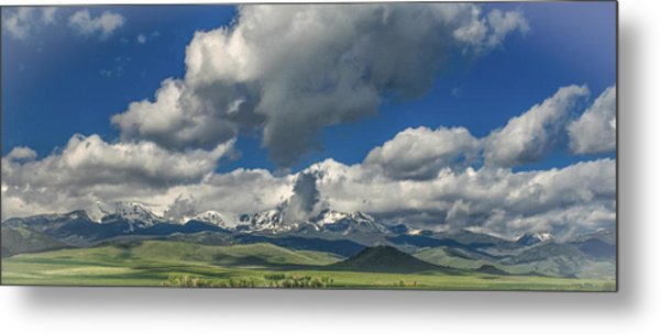#5773 - Southwest Montana Metal Print