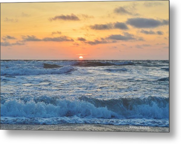 6/26 Obx Sunrise Metal Print