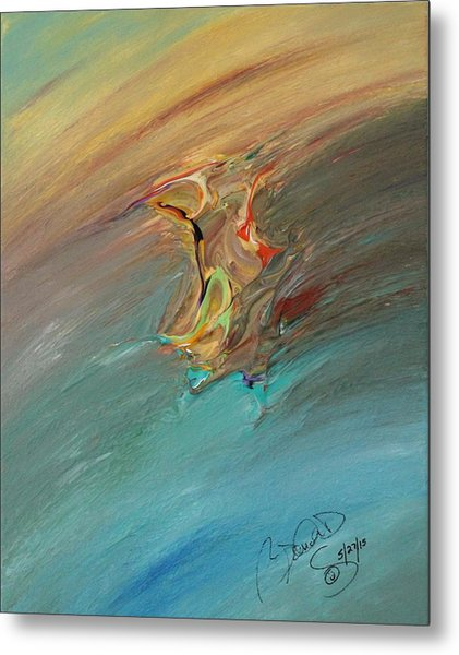 Masterpiece Collection Metal Print