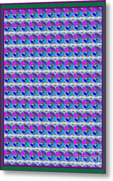 Novino Textures Pink  Dark Shade For Phone Cases Pillows Duvet Covers Tote Bags Wallart Or Download  Metal Print