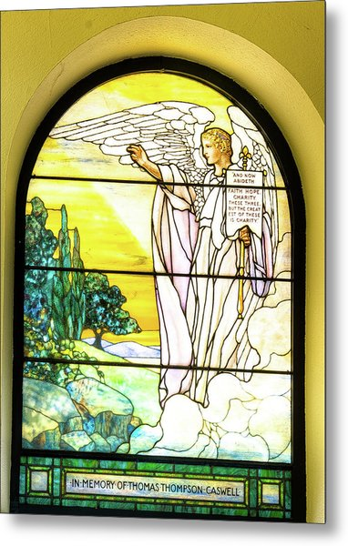 Saint Anne's Windows Metal Print