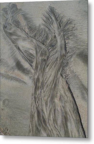 Sand Reels Metal Print