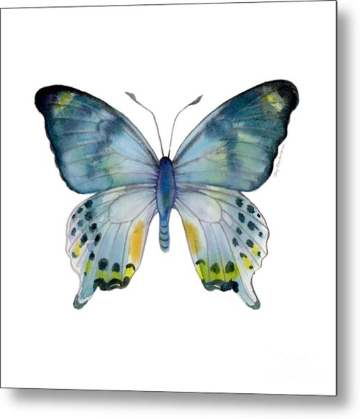 68 Laglaizei Butterfly Metal Print