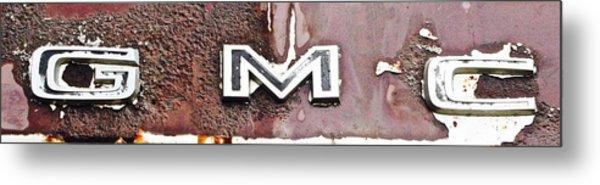 69 Gmc Metal Print