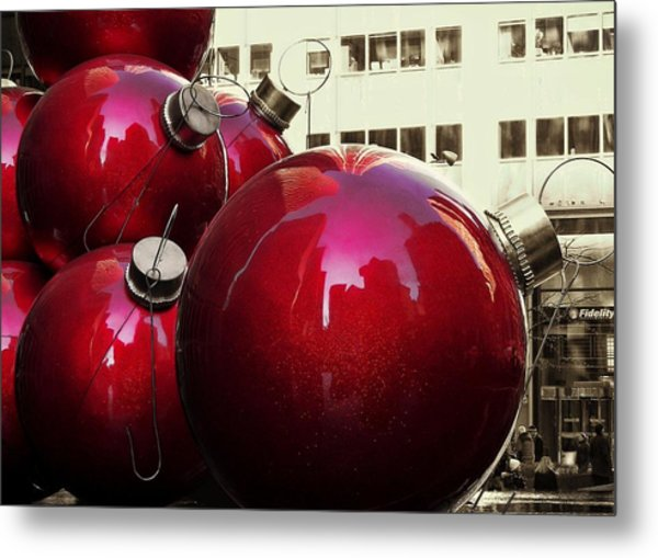 6th Avenue Metal Print by JAMART Photography