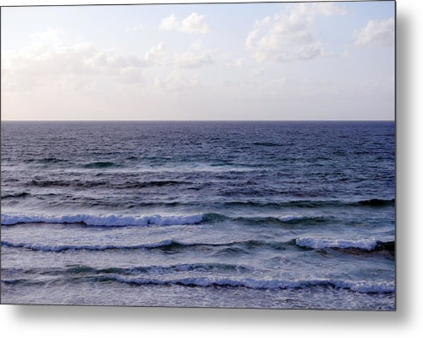 Jaffa Beach 2 Metal Print