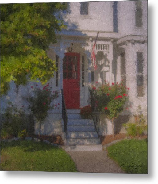 7 Williams Street Metal Print