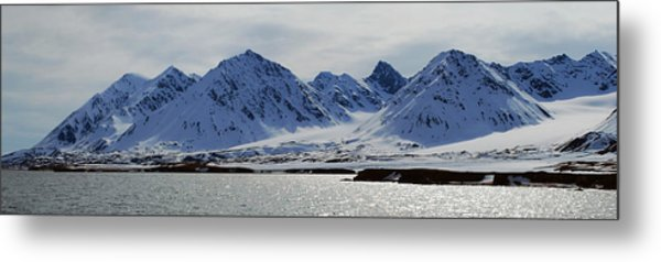 79 Degrees North N Metal Print by Terence Davis