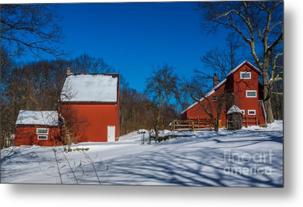 Weir Farm National Historic Site. Metal Print
