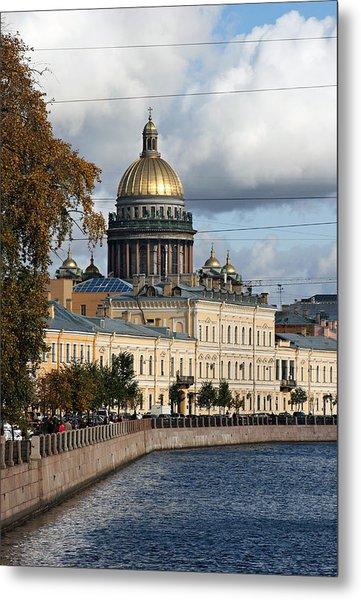 St. Petersburg Metal Print