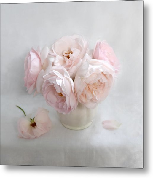 A Bouquet Of June Roses #2 Metal Print