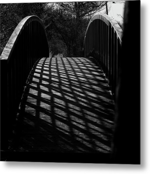 A Bridge Not Too Far Metal Print