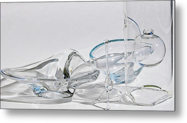 A Glass Menagerie Metal Print