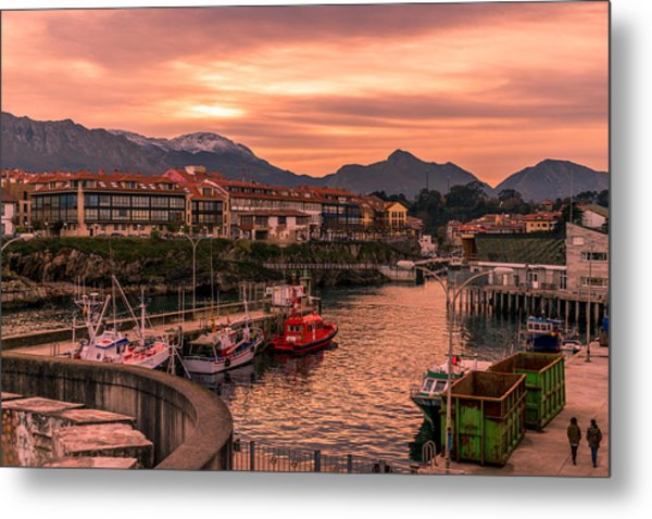 A Lot To See And Do Metal Print