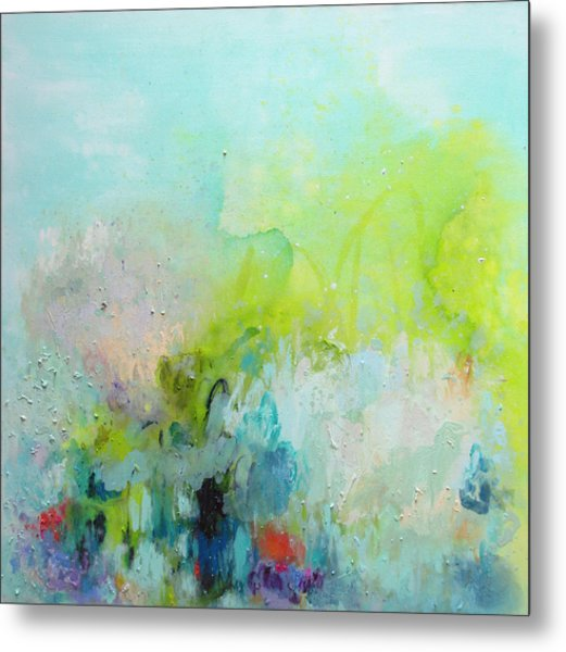 A Most Delicate Situation Metal Print