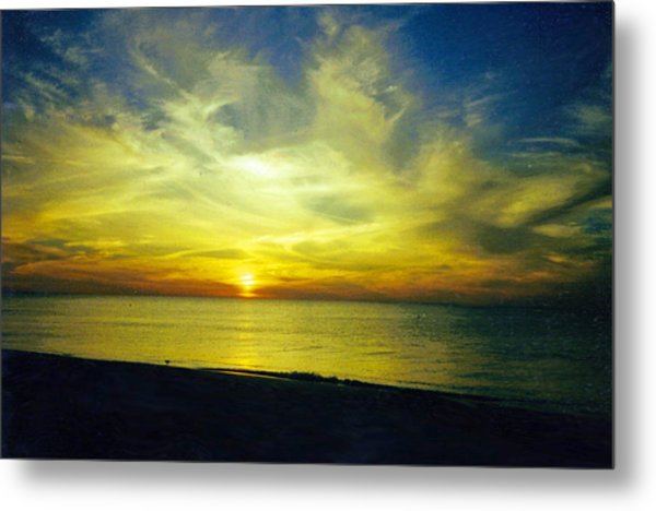 A Perfect Night Metal Print by Jean Haynes