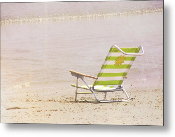 A Perfect Vacation Metal Print by JAMART Photography