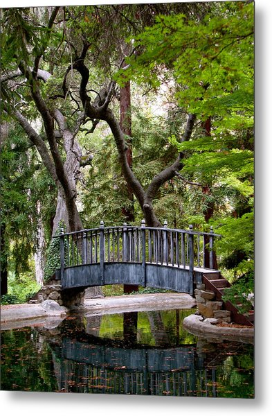 A Place To Meditate Metal Print