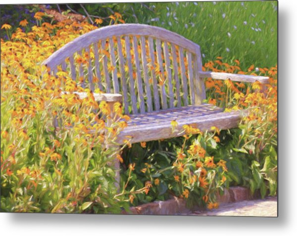 A Quiet Place  Metal Print