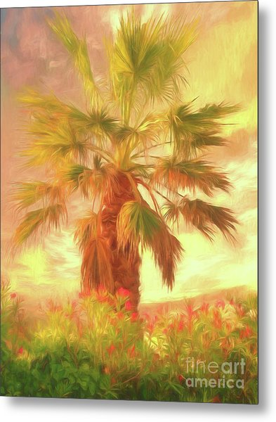 Metal Print featuring the photograph A Refreshing Change Of Scenery by Leigh Kemp