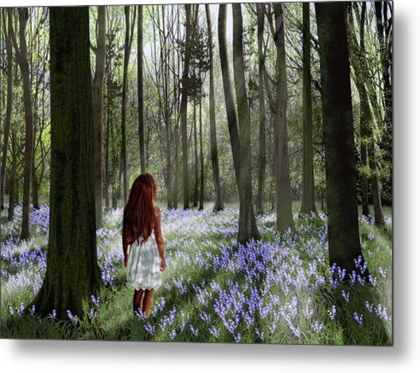 A Return To Innocence Metal Print