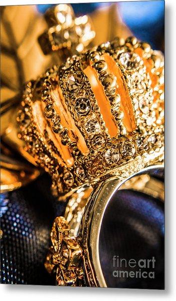 A Royal Engagement Metal Print