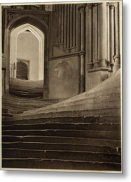 A Sea Of Steps Metal Print