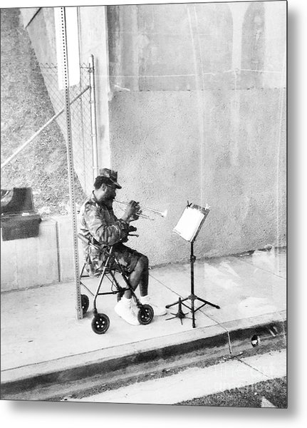 A Soldier's Song Metal Print