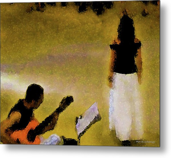 A Song Metal Print