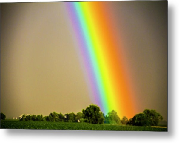 A Spectrum Of Nebraska 002 Metal Print