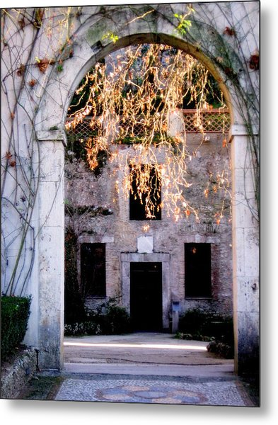 Metal Print featuring the photograph A Taste Of Italy by Jessica Tabora