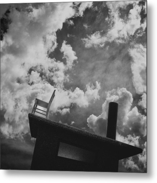 Titanic / The Chair Project Metal Print