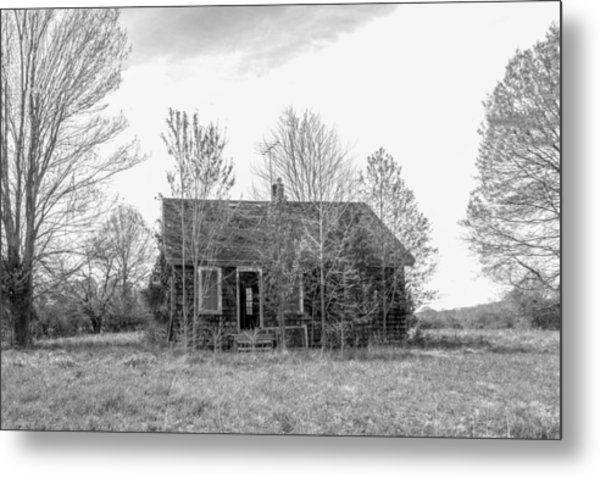Abandoned House Queenstown, Md  Metal Print