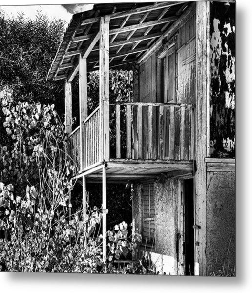 Abandoned, Kalamaki, Zakynthos Metal Print