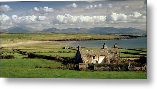 Aberffraw Isle Of Anglesey Metal Print
