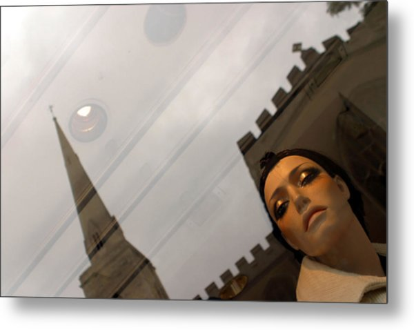 Above It All Metal Print by Jez C Self