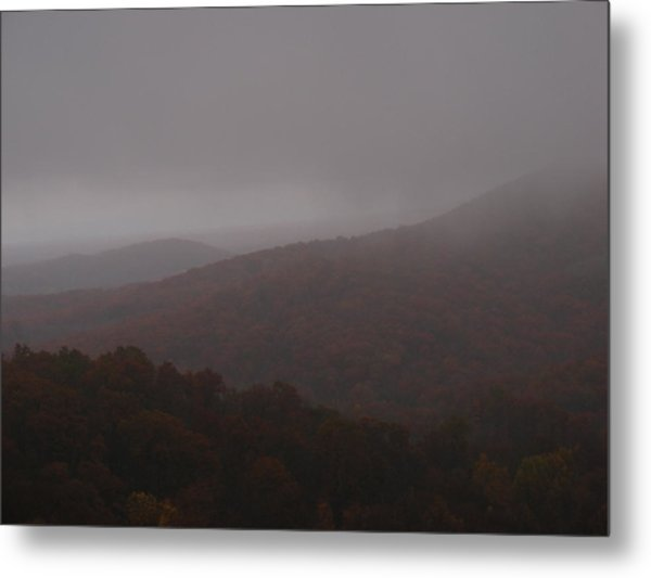 Above The Clouds Metal Print by James and Vickie Rankin