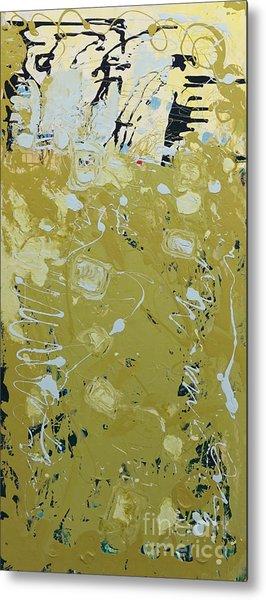 Abstract 1014 Metal Print
