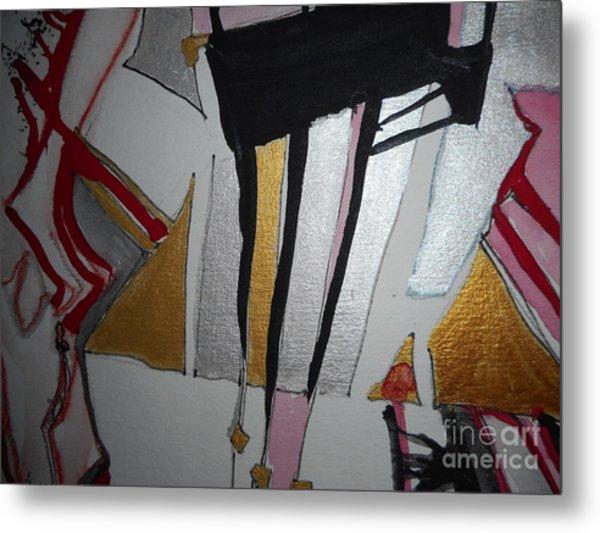 Abstract-13 Metal Print