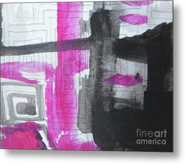 Abstract-15 Metal Print