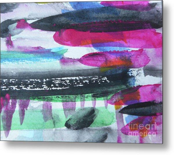 Abstract-19 Metal Print