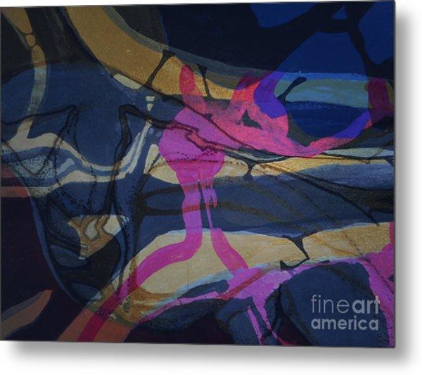 Abstract-33 Metal Print