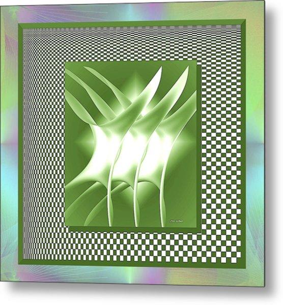 Abstract 54 Metal Print