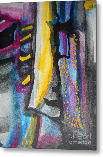 Abstract-8 Metal Print