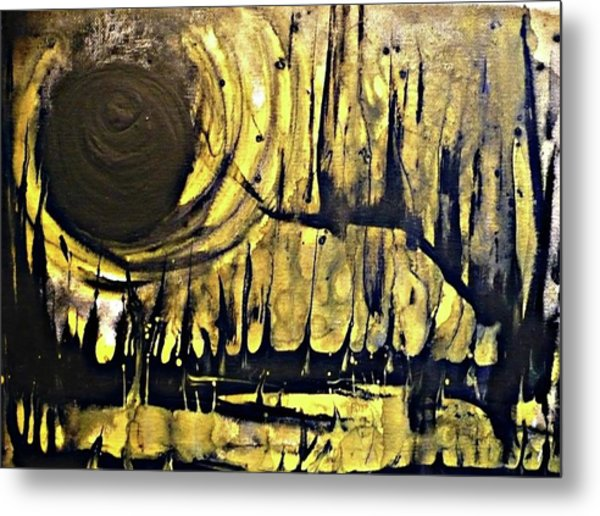 Abstract 8 Metal Print