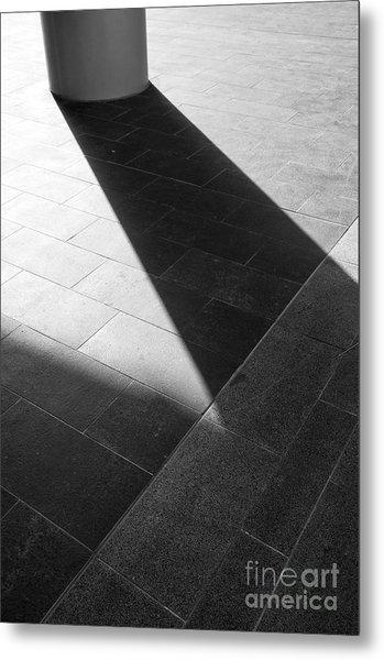 Abstract Architectural Shadows Metal Print by Emilio Lovisa