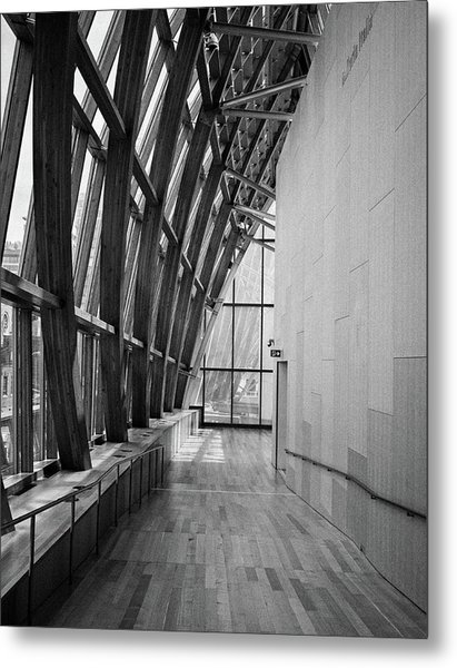 Abstract Architecture - Ago Toronto Metal Print