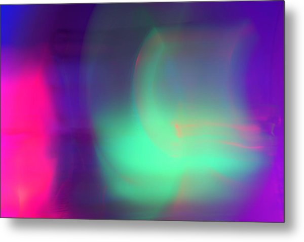 Abstract No. 1 Metal Print