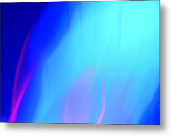 Abstract No. 10 Metal Print